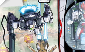 REVIEW: ROBOTECH #2