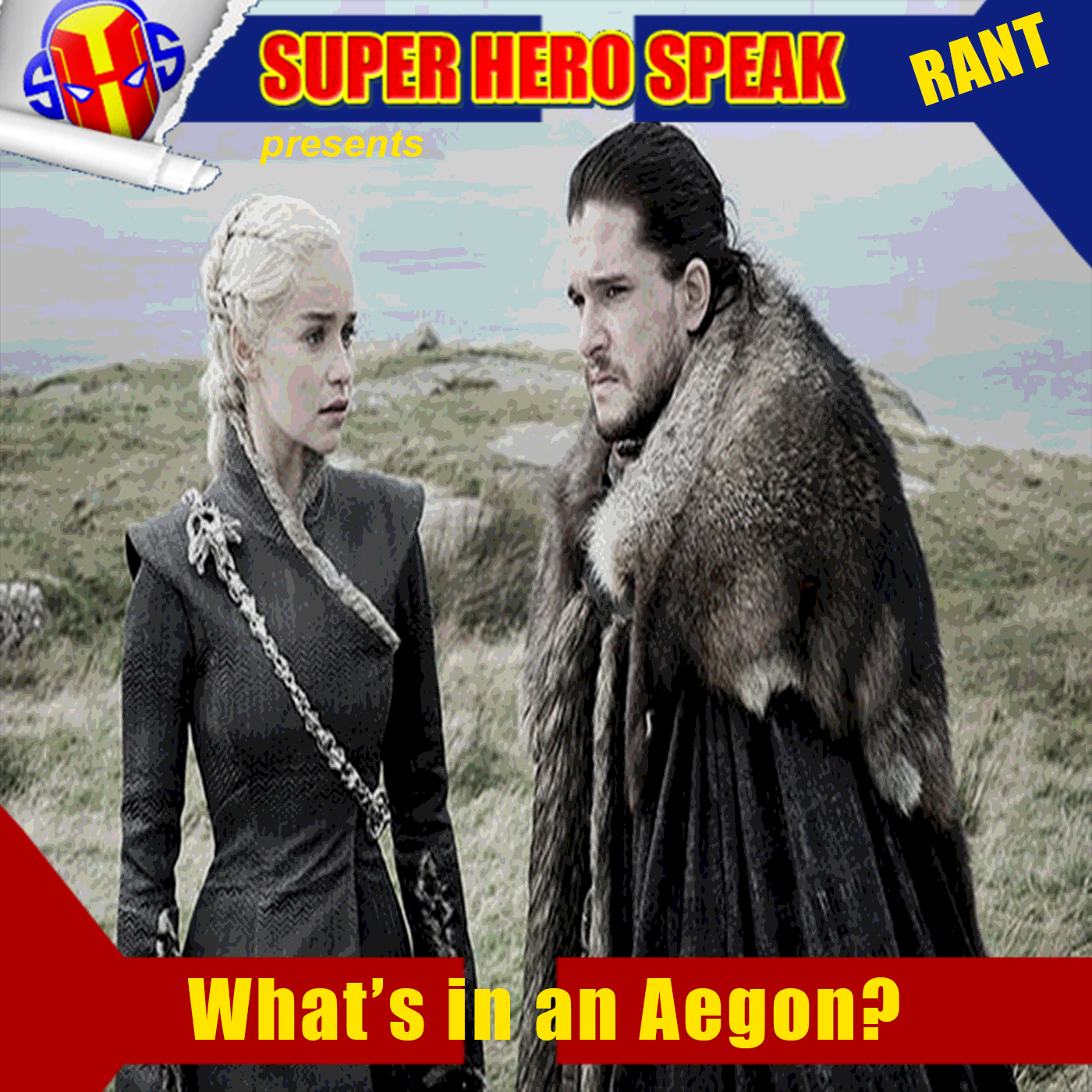 Rant: What's in an Aegon?