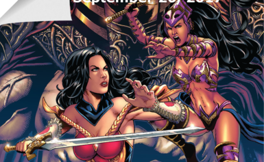 Review: Grimm Fairy Tales #9
