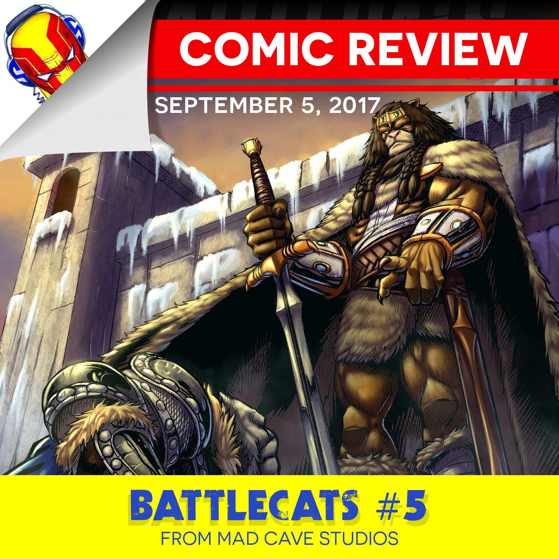 REVIEW: Battlecats #5