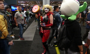 Gallery: New York Comic Con 2017 – Thursday
