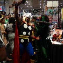 New York Comic Con 2017 - Friday
