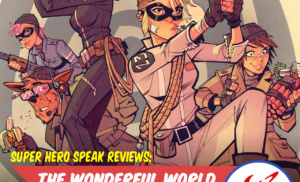 REVIEW: The Wonderful World of Tank Girl #1
