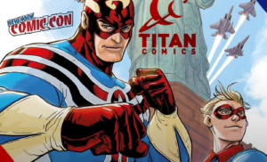 FULL PLANS REVEALED: TITAN COMICS AT NEW YORK COMIC CON 2017