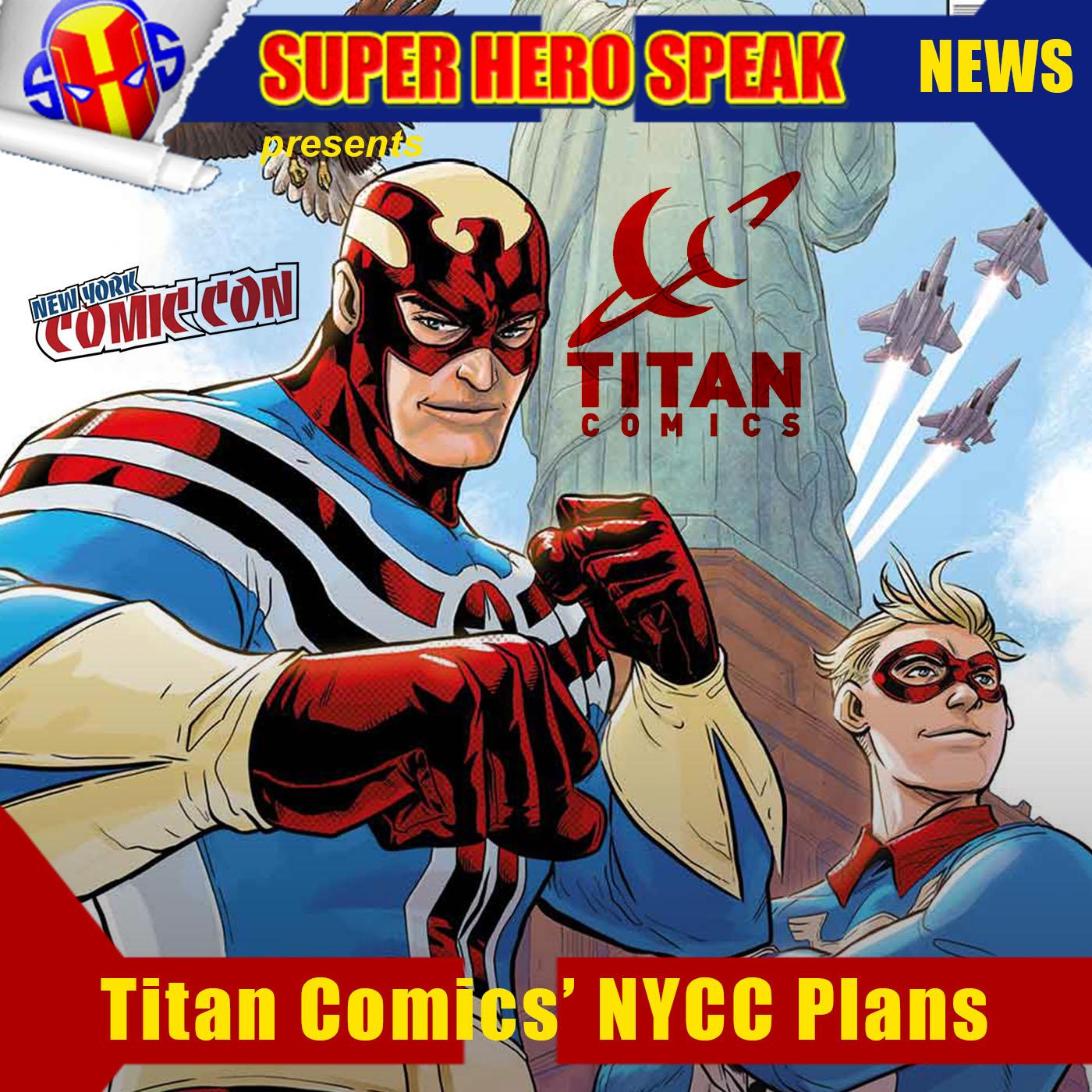 FULL PLANS REVEALED: TITAN COMICS AT NEW YORK COMIC CON 2017