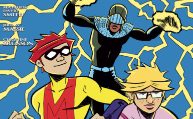 REVIEW: Amazing Age #4