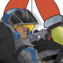Robotech_4_Cover B
