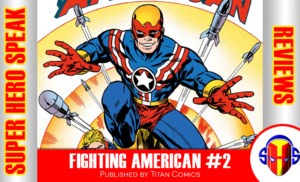 REVIEW: Fighting American #2