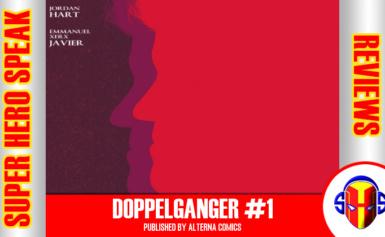 REVIEW: Doppelgänger #1