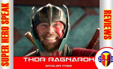 Review: Thor Ragnarok (Spoiler Free)