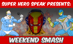Weekend SMASH #001