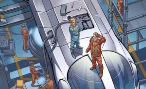 REVIEW: Dan Dare #3