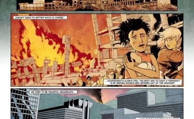 WEB COMIC REVIEW: Digitopia: The Comic Book