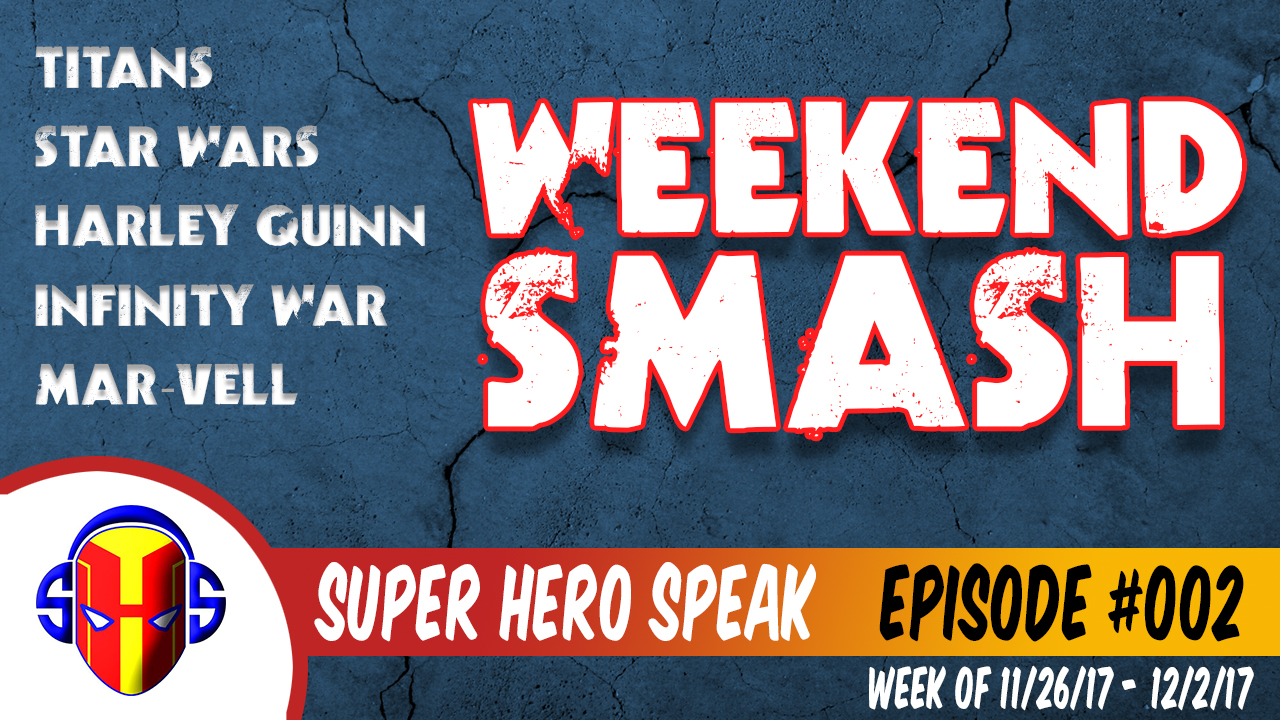 Weekend SMASH #002