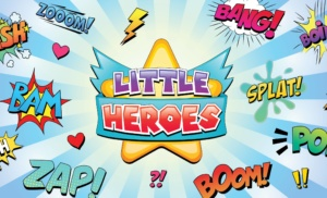 Little Heroes Comics: Kits for Charity