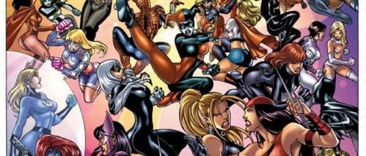 Marvel Girl Superheroes List With Pictures